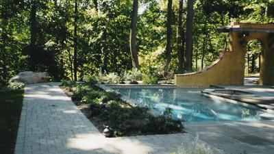 ... Pleasant Valley Courtyard ... - Lehigh Valley Landscape